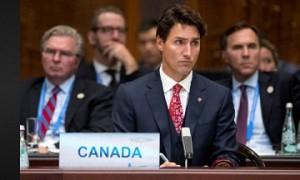 Il premier canadese Trudeau