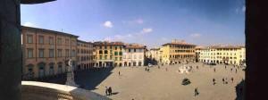 Piazza Duomo a Prato
