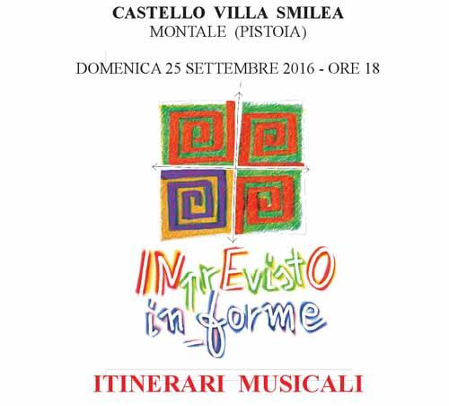montale. ITINERARI MUSICALI ALLA SMILEA