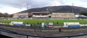Lo stadio di Prato