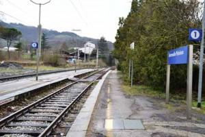 Stazione di Serravalle Masotti