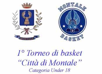 """TORNEO DI BASKET """"CITTÀ DI MONTALE"""""""