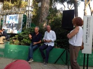 Marco Travaglio e Peter Gomez
