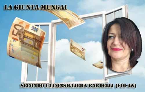 serravalle. BARDELLI (FDI-AN): «SPESE? SOLO PER CONVENIENZA POLITICA E NON PER RIGORE DI RISPARMIO!»