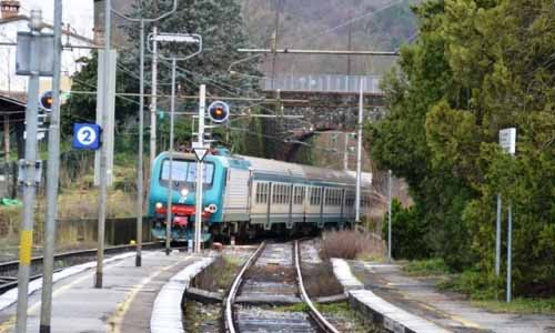 raddoppio ferrovia. NUOVA SOSPENSIONE SULLA TRATTA PISTOIA – MONTECATINI