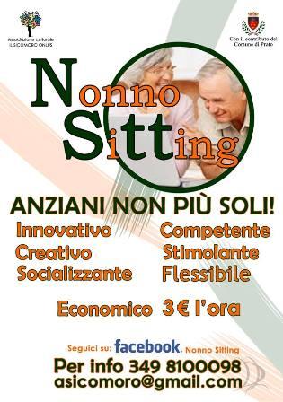 """montemurlo. """"IL NONNO SITTING"""" PROTAGONISTA SU TV2000"""