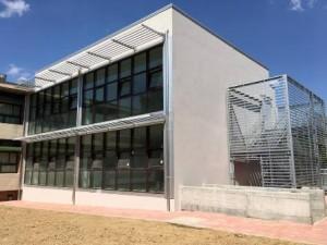 Via Ciliani, ampliamento della scuola