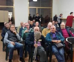 Agliana, il pubblico presente