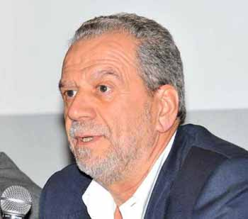 covid-19. ALFIO FEDI RICOVERATO AL SAN JACOPO