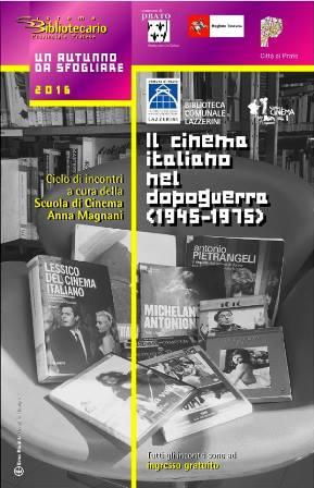 prato. IL CINEMA ITALIANO NEL DOPOGUERRA