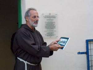Il padre cappuccino Alfredo Paladini