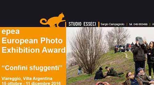 viareggio. INAUGURATA LA PALESTRA EUROPEA DELLA FOTOGRAFIA