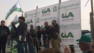 Protesta agricoltori. 2