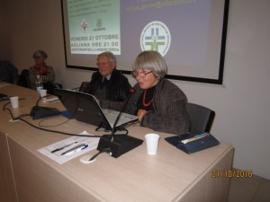 Patrizia Gentilini ha introdotto la più recente letteratura scientifica sulla pericolosità dell'incenerimento