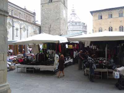 mercato settimanale. LETTERA APERTA AL SINDACO TOMASI