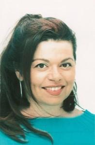 La poetessa Daniela Raimondi