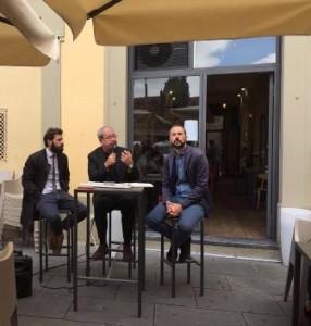 """Prato, il sottosegretario Giacomelli al """"Bacchino"""""""