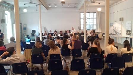 Parco Urbano, la conferenza stampa