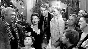 """Una scena del film """"La vita è meravigliosa"""" di Frank Capra"""