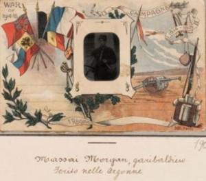 Una fotografia della mostra virtuale