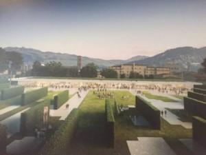 Parco Urbano, il progetto vincitore 1