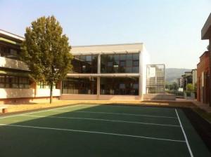 Prato, scuola I Ciliani, nuova ala realizzata