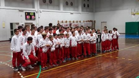"giovani & sport. LA ""MONTEMURLO BASKET"" PRESENTA LE NUOVE LEVE"