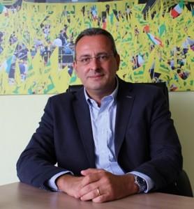 Il direttore di Coldiretti Pistoia Simone Ciampoli