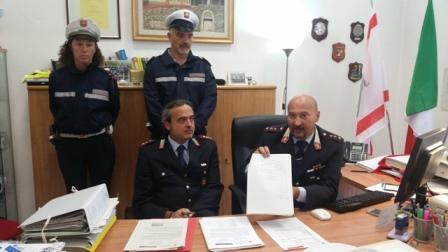 """montemurlo. LA POLIZIA MUNICIPALE DENUNCIA IL """"TRUFFATORE SERIALE"""""""
