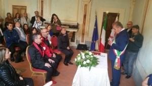 Montemurlo, prima unione civile 2