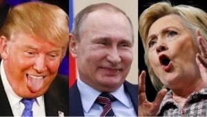 I tre candidati alle elezioni Usa: uno è russo...