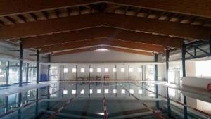 La piscina di Comeana