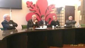 La presentazione dell'iniziativa a Palazzo Vecchio