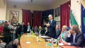 Parla il Presidente della Regione Enrico Rossi