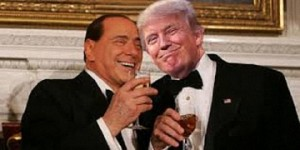 Berlusca d'America o Trumop d'Italia?