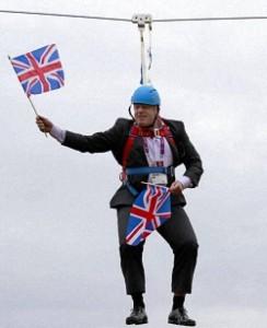 Il Ministro degli esteri inglese