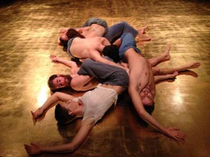 I danzatori della Compagnia Virgilio Sieni [V. Sieni]
