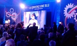 Giorgia Meloni, interviene nella plenaria