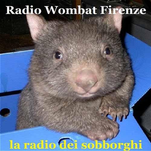 A FIRENZE «RADIO WOMBAT»