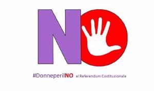 referendun. LE #DONNEPERILNO CI SONO E SONO OLTRE 10MILA