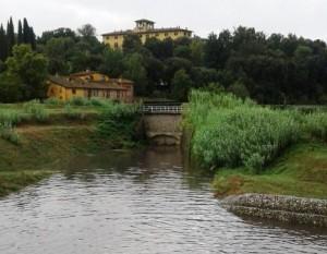 L'impianto idrovoro di Castelletti