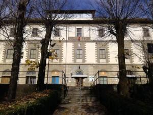L'ex-Ospedale Pacini di San Marcello