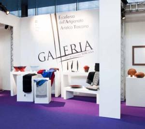 La Galleria dell'artigianato artistico toscano