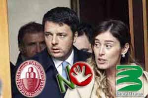 """referendum. RENZI L'UNICO """"BOLLITO NON BOLLITO"""""""