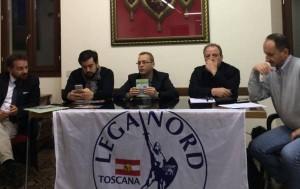Riccardo Sensi Francesco Torselli, Jacopo Alberti,Giorgio Fabbri, Marco Ferrari