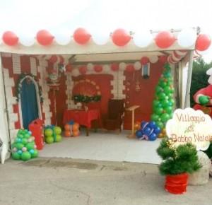 Ci sarà anche il villaggio di Babbo Natale
