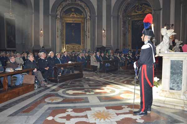 """carabinieri. """"VIRGO FIDELIS"""", CELEBRAZIONE DELLA PATRONA DELL'ARMA"""