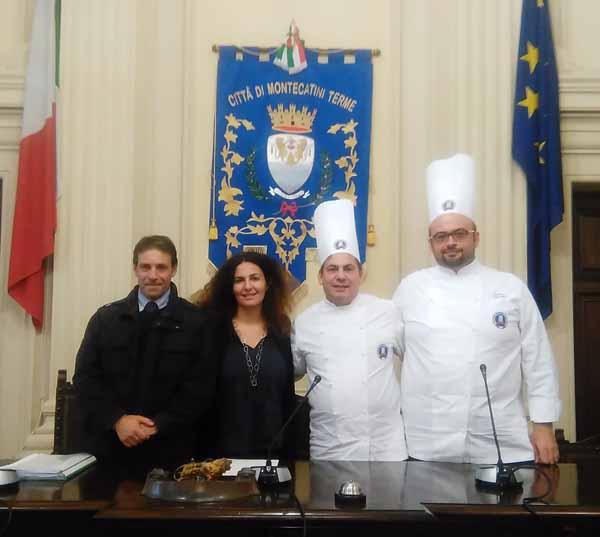 """montecatini. """"WELLNESS CULINARY CUP"""": IN QUERCETA DA TUTTA ITALIA"""
