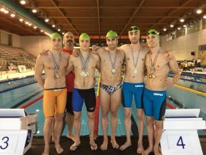 I nuotatori di Aqua Sport