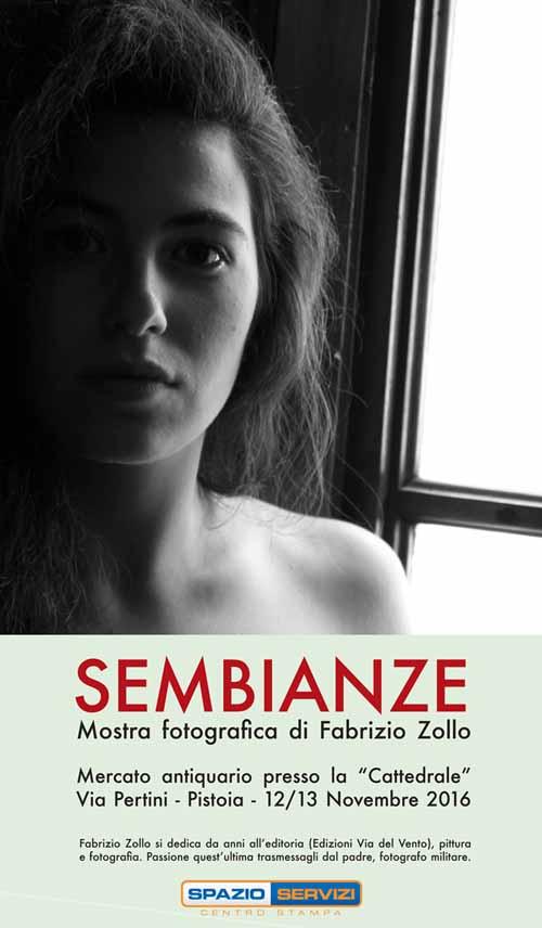 """""""SEMBIANZE"""", MOSTRA FOTOGRAFICA DI FABRIZIO ZOLLO"""